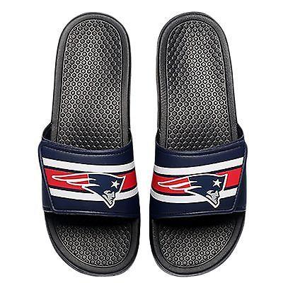 e9645e2a4 New-England-Patriots-Mens-Sandal-NFL-Legacy-Sport-Slide-Water-Flip-Flop- Sandals
