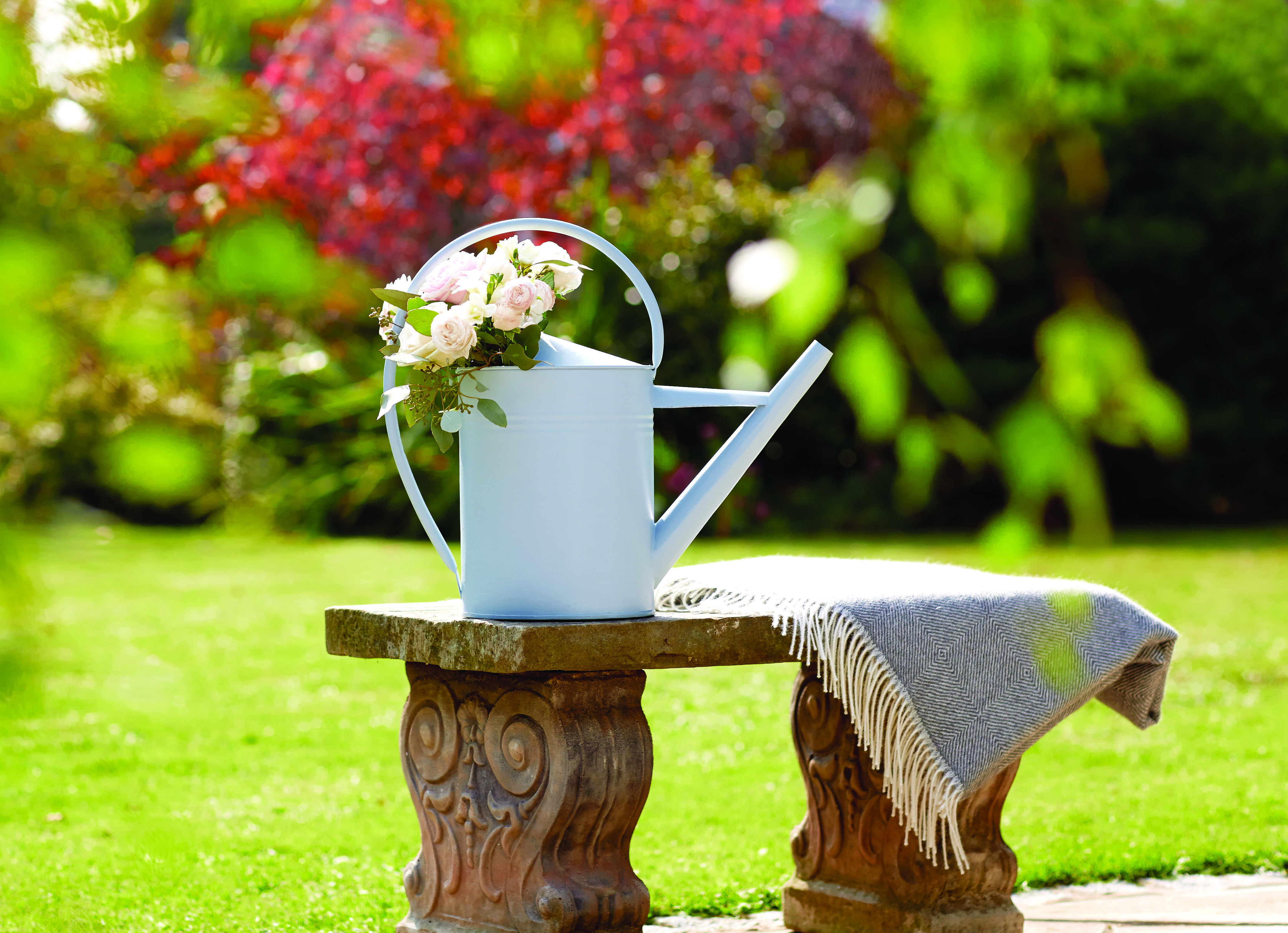 Ronseal Garden Paint in Cool Breeze   Colour in the Garden   Pinterest