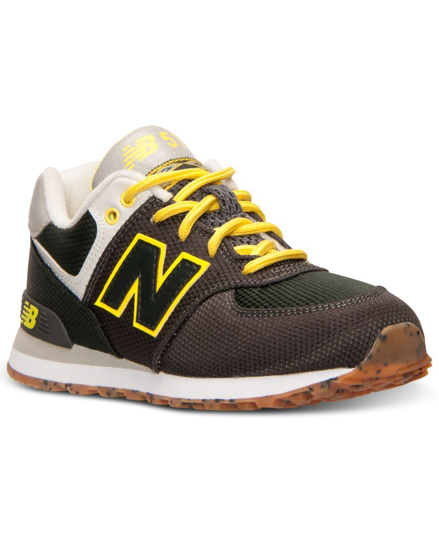 New Balance Little Boys' 574 Expedition Casual Sneakers from Finish Line -  Finish Line Athletic Shoes - Kids & Baby - Macy's. Ligne D'arrivéeEspadrilles  ...