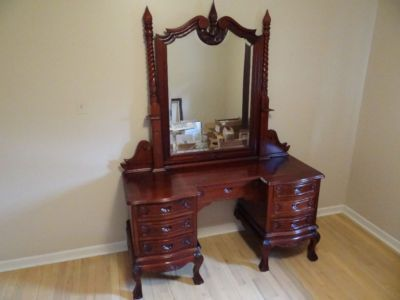Antique Vanity Dresser With Mirror Furniture - Antique Vanity Dresser With  Mirror ~ BestDressers 2017 - - Antique Mahogany Vanity Antique Furniture