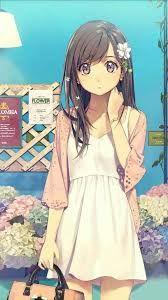 Image result for anime girl