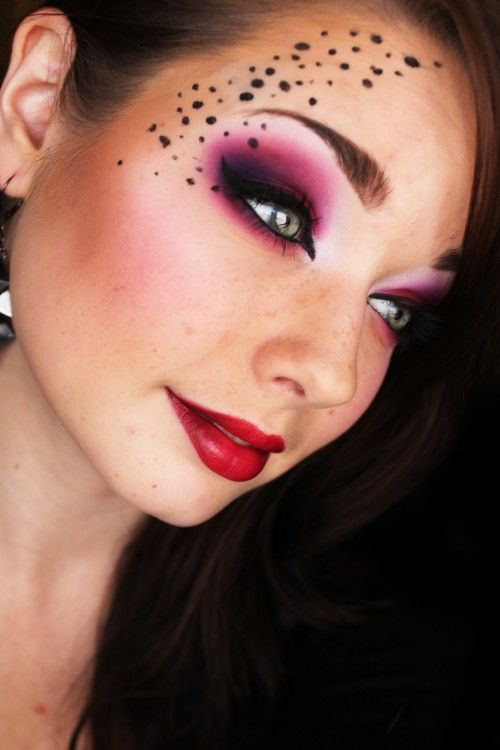Dragon Scales Makeup Tutorial Maleficent 2014 Our Costume Piration