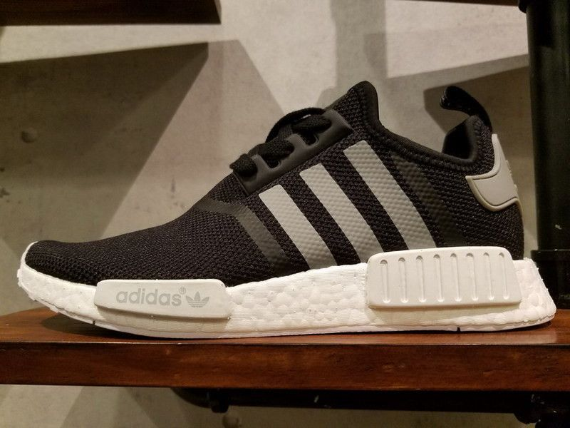 cheap for discount ced0f efe4b Adidas NMD R1 Black Charcoal S31504 | nmd | Adidas, Adidas ...