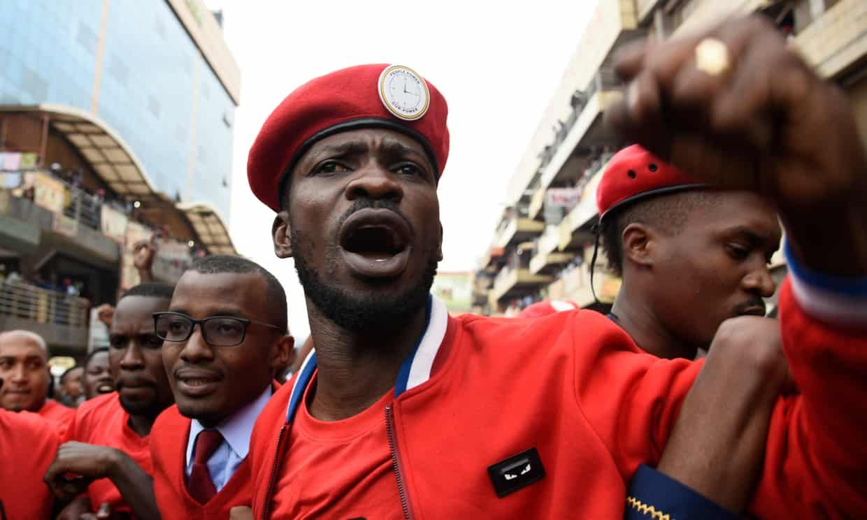 Chris Martin And Damon Albarn Join Campaign To Free Uganda Star Bobi Wine Bobi Pop Star Ugandan