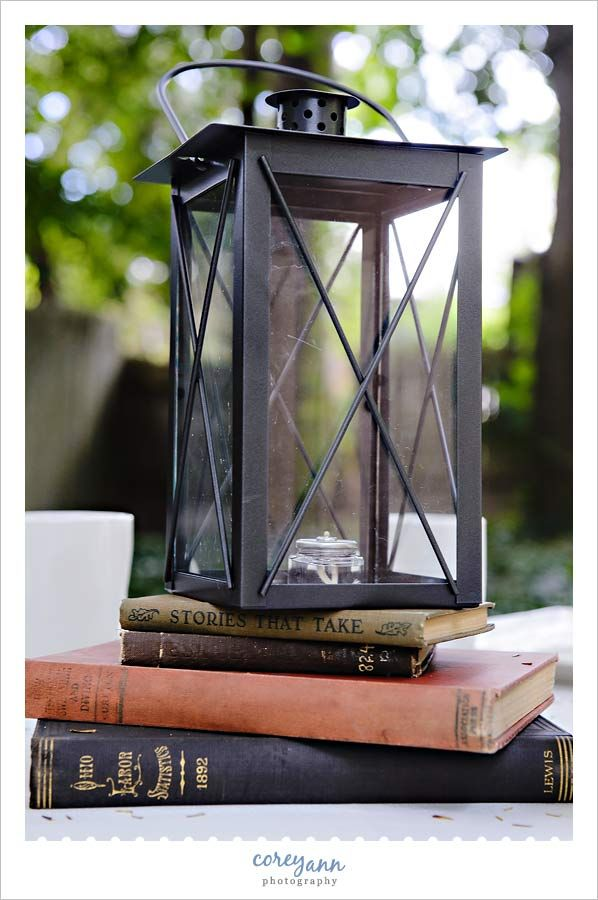 Marvelous Old Books And Lantern Centerpieces For Wedding Reception I Download Free Architecture Designs Scobabritishbridgeorg