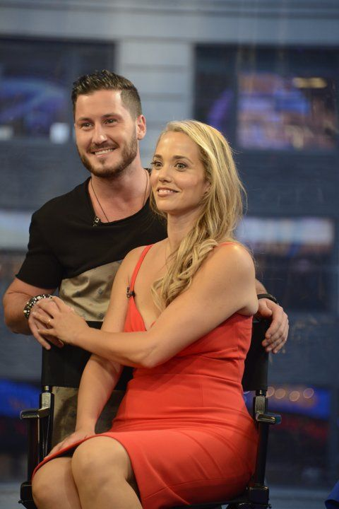 Dancing With The Stars Season 17 Val Chmerkovsky And