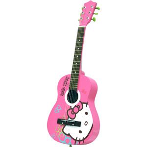 Hello Kitty Acoustic Guitar Walmart Com Hello Kitty Guitar Acoustic Guitar Hello Kitty