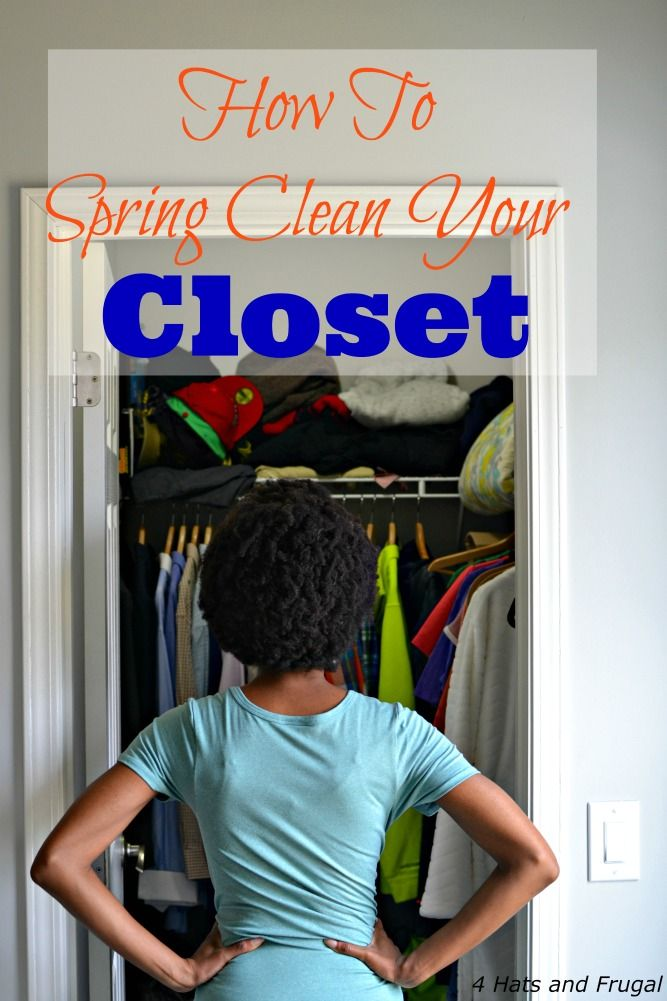 Many People Ociate Spring Cleaning The Closet With Purging Old Clothes Or Creating A New Organizational System In That Tiny E One Thing We