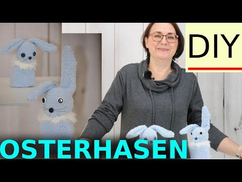 Making Easter bunnies from milk cartons - TETRA PACK UPCYCLING [gift idea] 2020