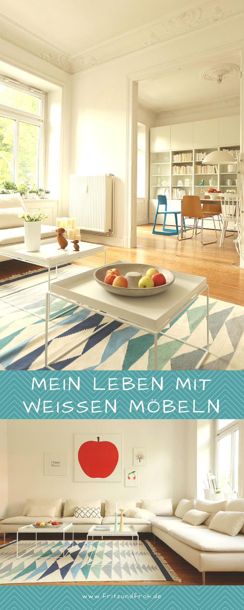 Ansprechend Weißes Wohnzimmer Galerie Von Mein Leben Mit Weißen Möbeln Weißes Mit