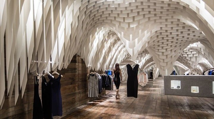 Modern Technology Fashion Store Design Retail Store Design Shop Design