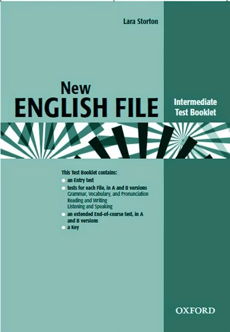 New english file intermediate test booklet bookz ebookz books new english file intermediate test booklet bookz ebookz fandeluxe Gallery