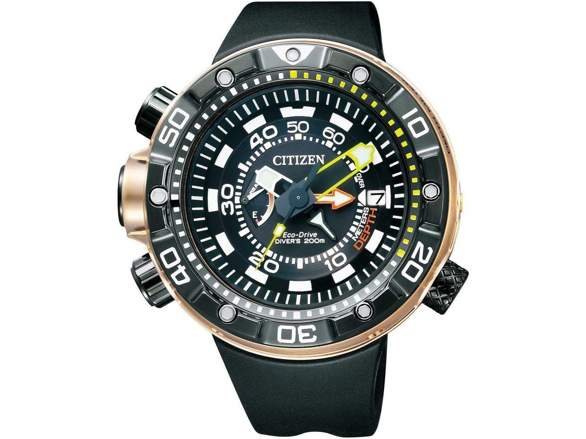 fdcc919a2bb Relógio de Pulso ProMaster Água TZ30740X - Citizen Relógios