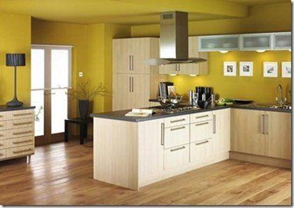 diseño cocinas en madera tanto modernas como más clásicas | mobili ...