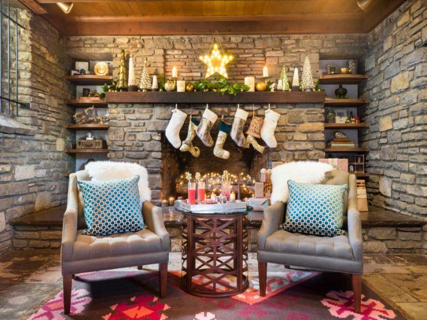 Boca Do Lobo. GERMANY DESIGN WORLD | Wohnzimmer Ideen Zu Einem Perfekten  Weihnachten ...