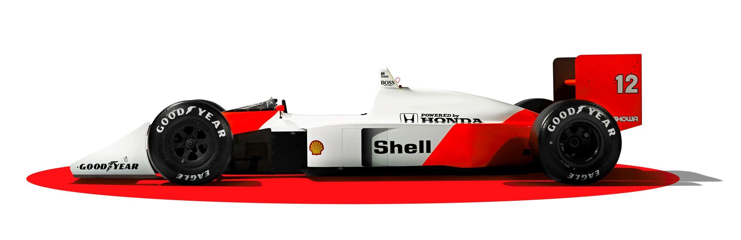 Mclaren Mp4 4 Mclaren Mclaren Mp4 Ayrton Senna