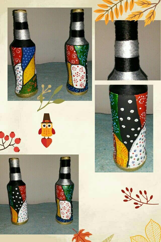 Reciclagem virando arte
