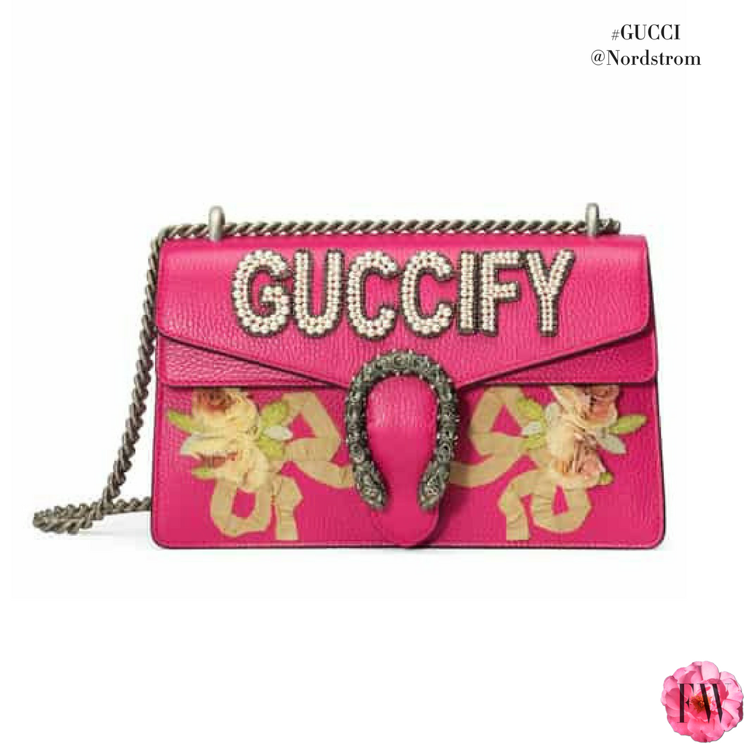 ad02462eb52 FOR IMMEDIATE RELEASE  SHOP THE GUCCI BASEBALL COLLECTION AT NORDSTROM   Pre -Order Fall  Gucci Items