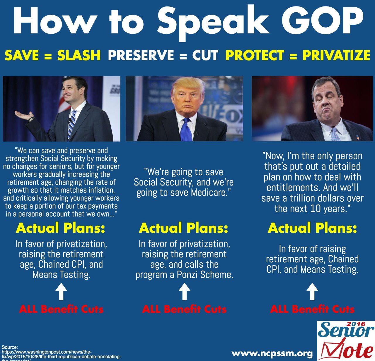 Anyone watch the GOP Debates last night? We sure did. Here
