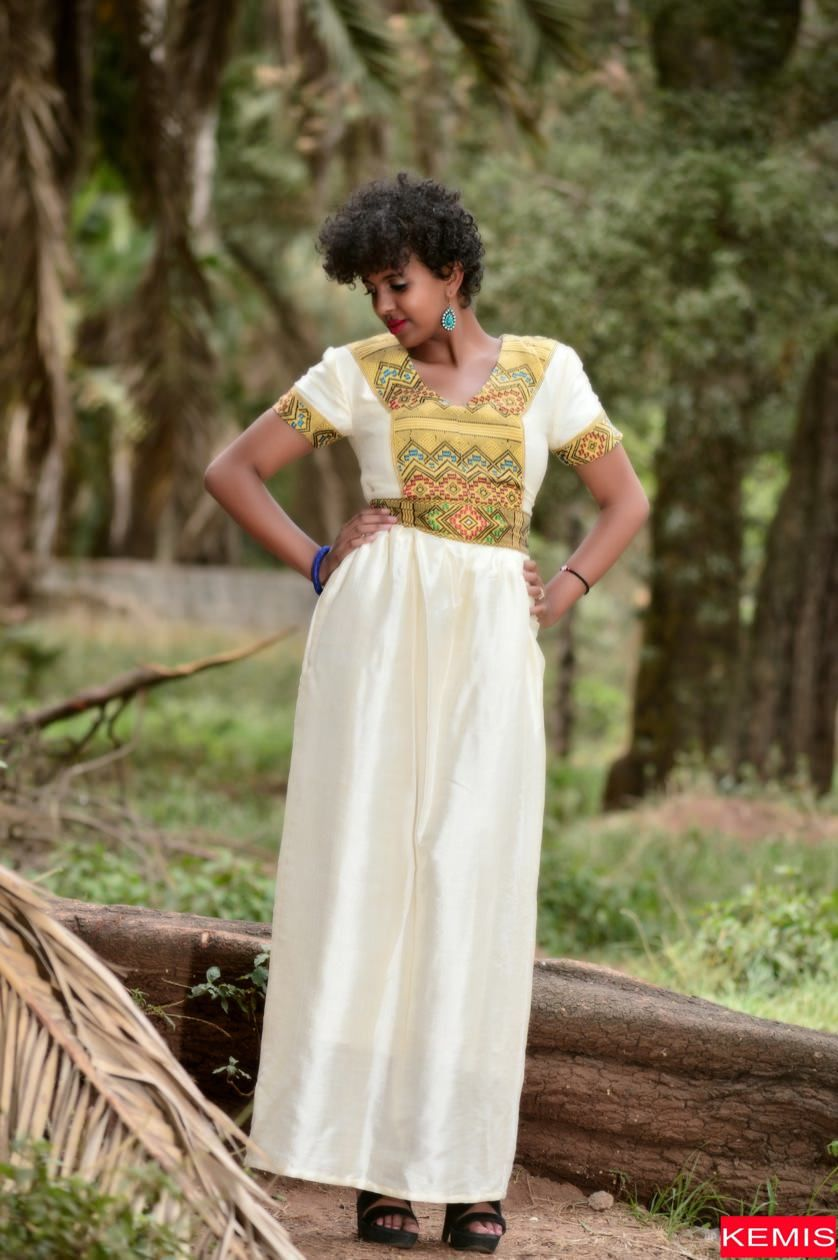Pin by KEMISD- ETHIOPIAN CLOTHING on Habesha kemis | Ethiopian ...