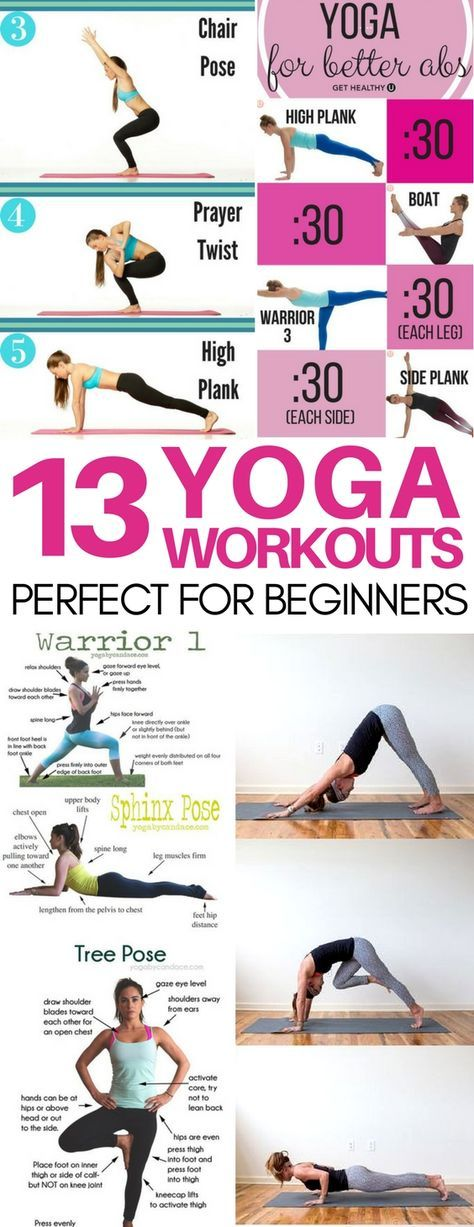 Perfect Yoga For Beginners Workouts That Have Taught Me The Essential Poses I Love