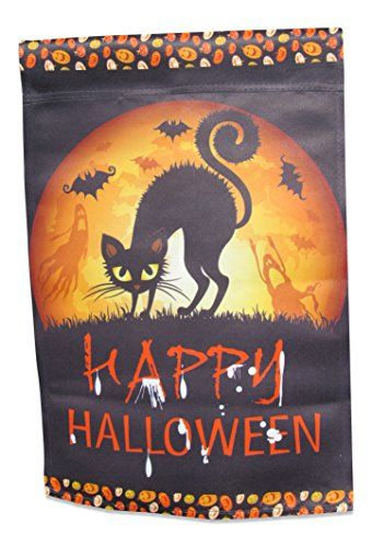 Pin On Halloween Outdoor Flags Banners