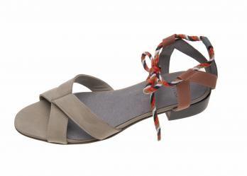 cool sandals designed by Rae Jones