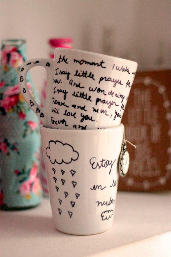 Tazas personalizadas cups Pinterest Tazas personalizadas