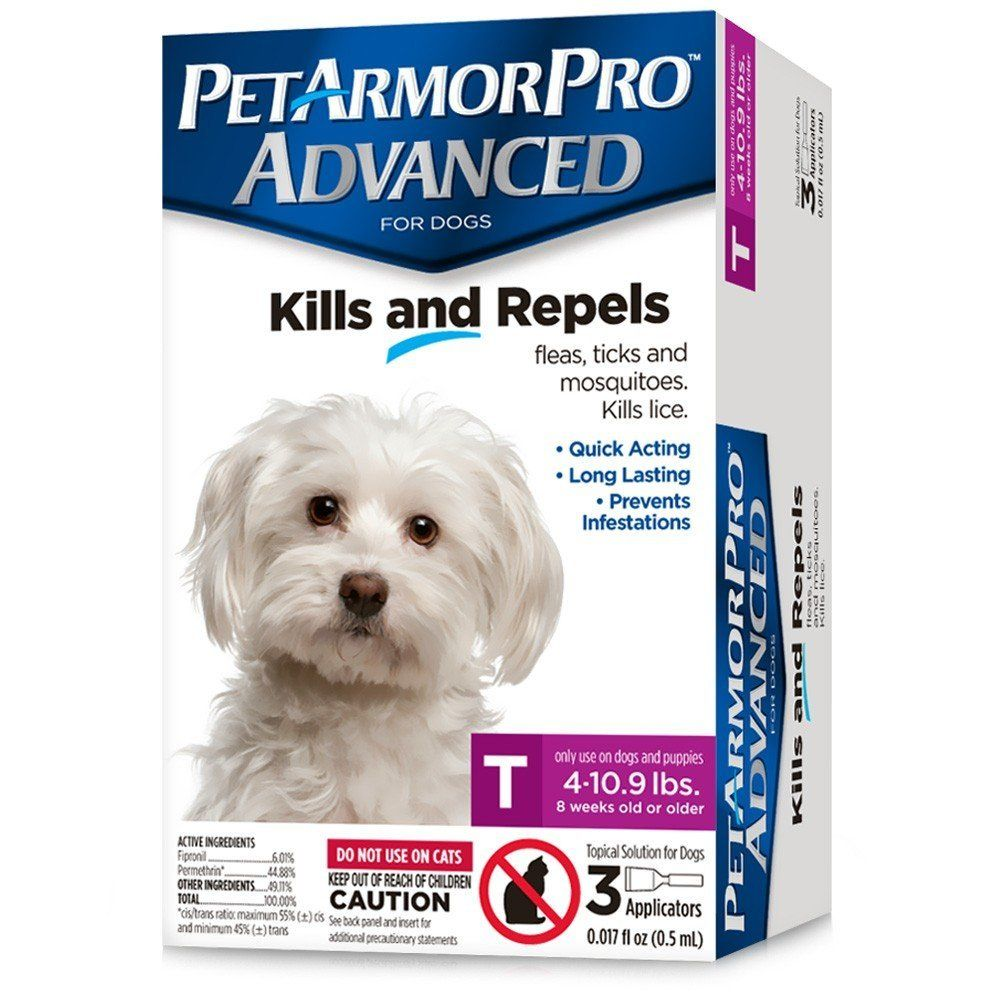 Pet Armor Pro Advanced Kills And Repels T 4 10 9 Lbs Quickly View This Special Dog Product Click The Image Flea And T Pets Flea And Tick Dog Boutique