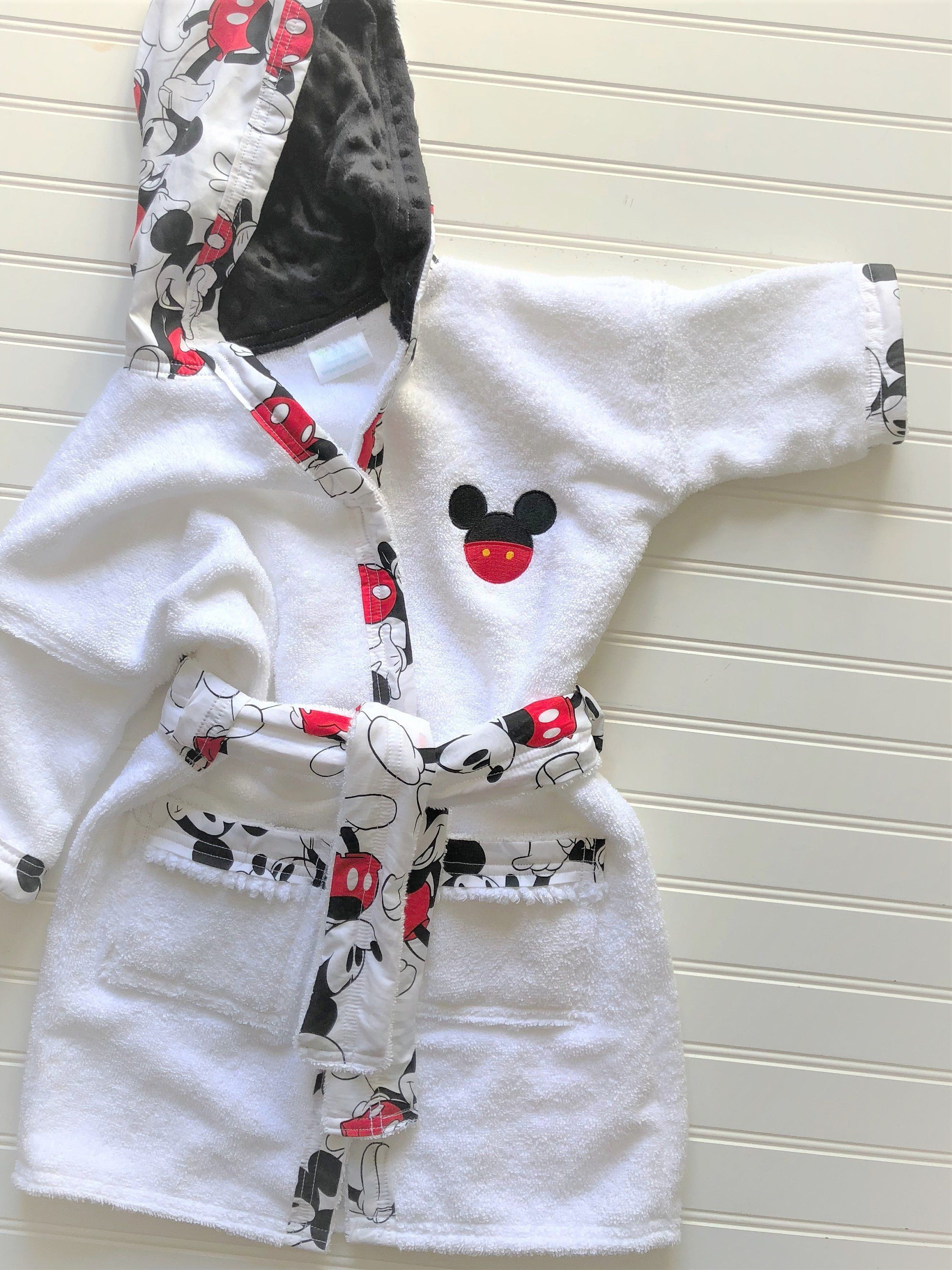 875a599ede Personalized-Boys-Bath-Robes-Bathrobes-Hooded-Towels-Mickey-Mouse-Swimwear- Terry-Beach-Cover-Up-Baby-Toddler-Birthday-Holiday-Kids-Teen-Gift by  tanjadlyn on ...