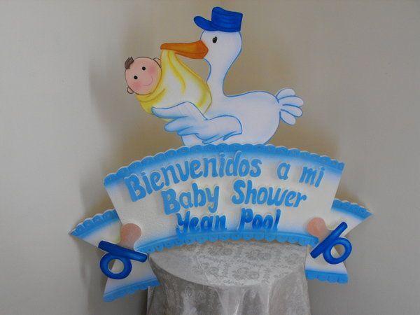 Resultado De Imagen Para Imagenes De Decoracion De Baby Shower