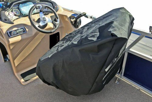 Motorhome Captain Chair Seat Covers Armless Accent Chairs Rv Cover Supply S Boat For Pontoon Seats Marine Accessories Khaki