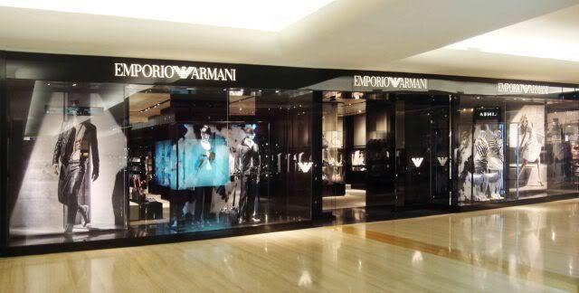 Emporio Armani Plaza Indonesia 9ec53e83e9