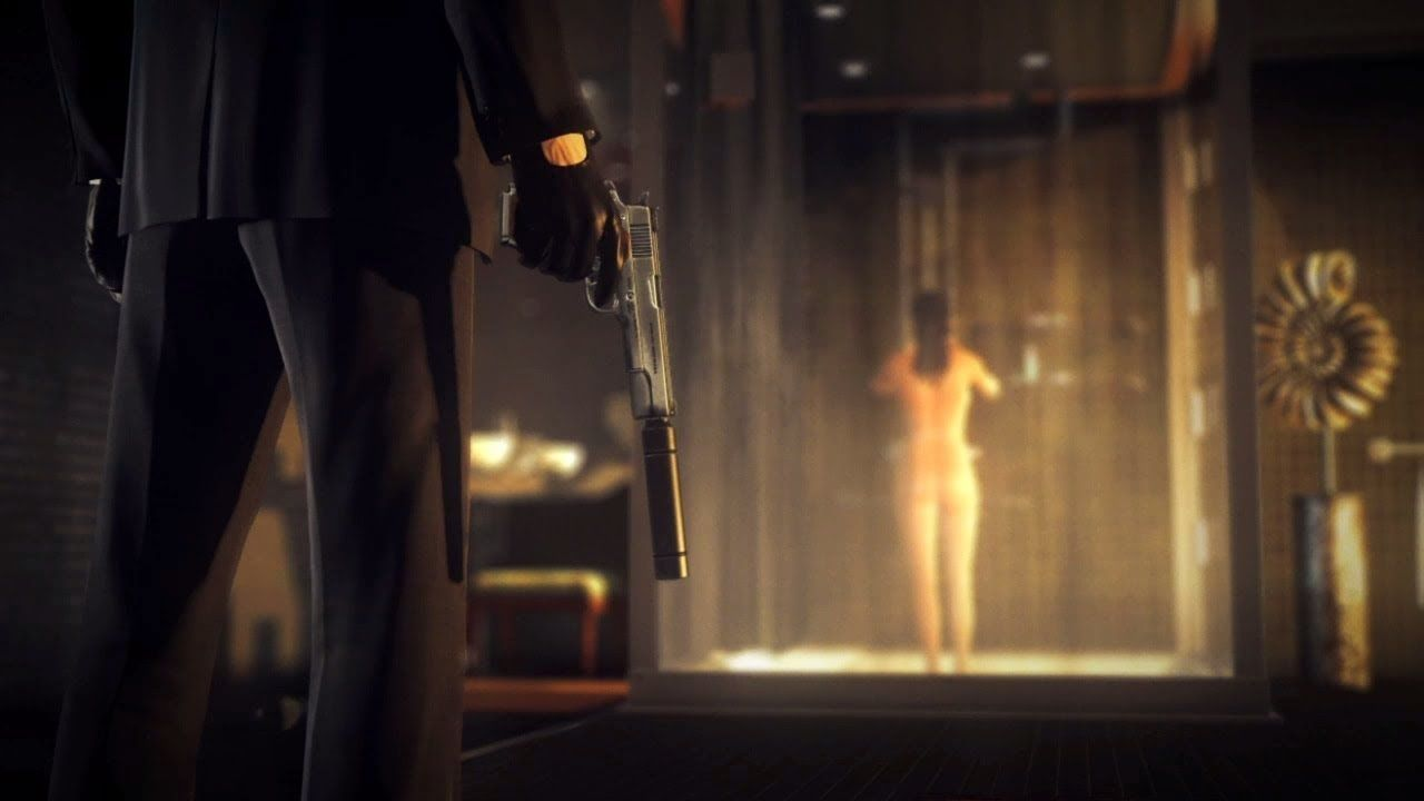 Hitman Absolution Walkthrough Part 1 A Personal Contract Mission 1 Edison Light Bulbs Live Wallpapers Hitman Agent 47