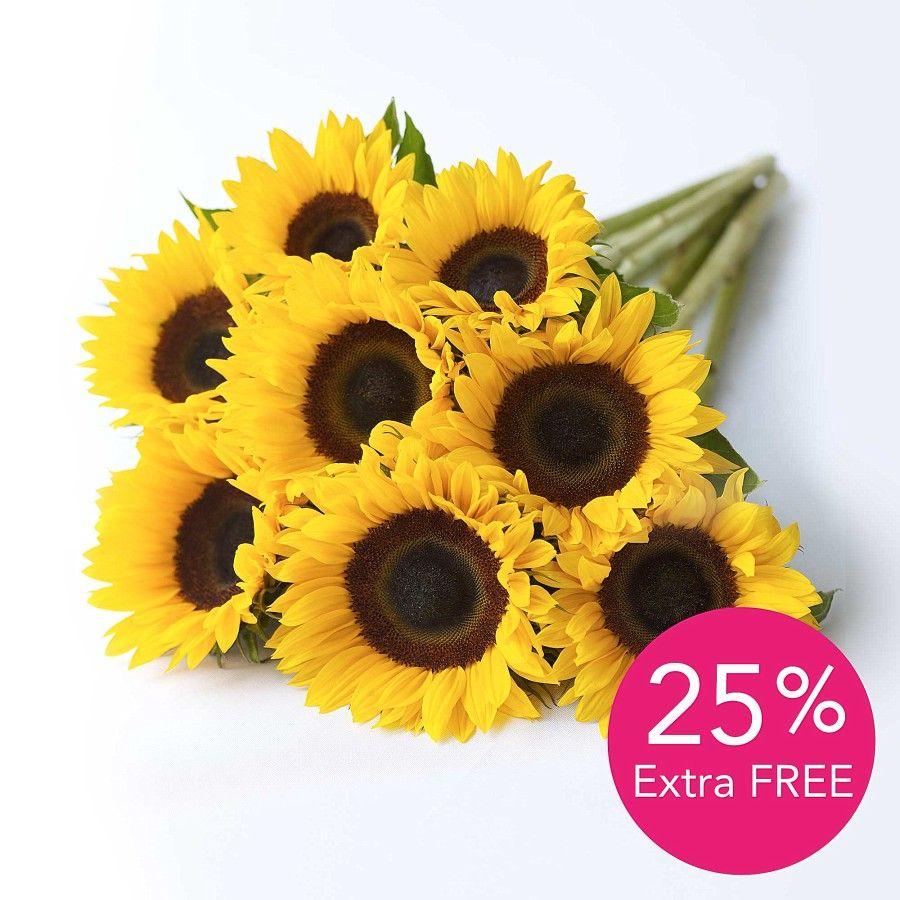 Super Sunflowers FlyingFlowers.co.uk Flowers online