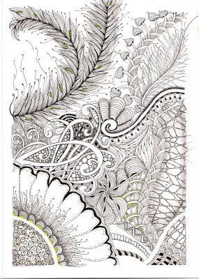 Beautiful Doodle Art