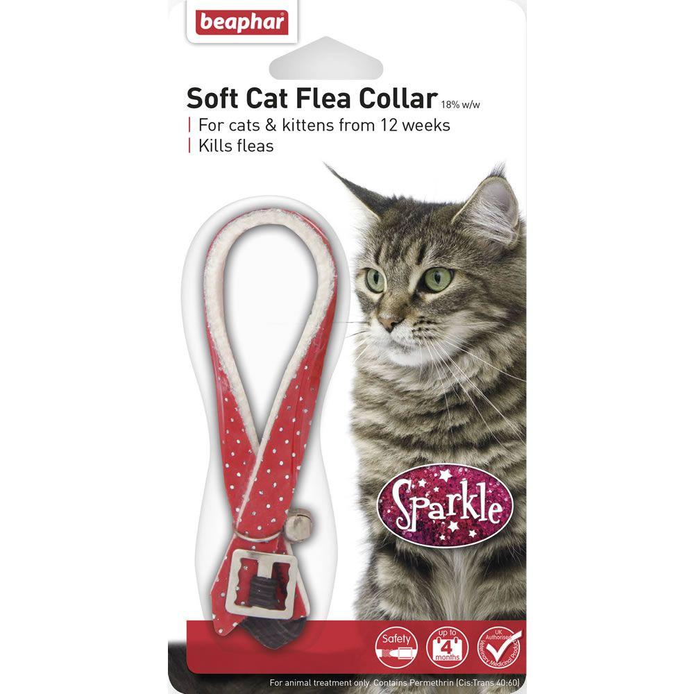 Beaphar Cat Flea Collar Sparkle Cat fleas, Cat flea