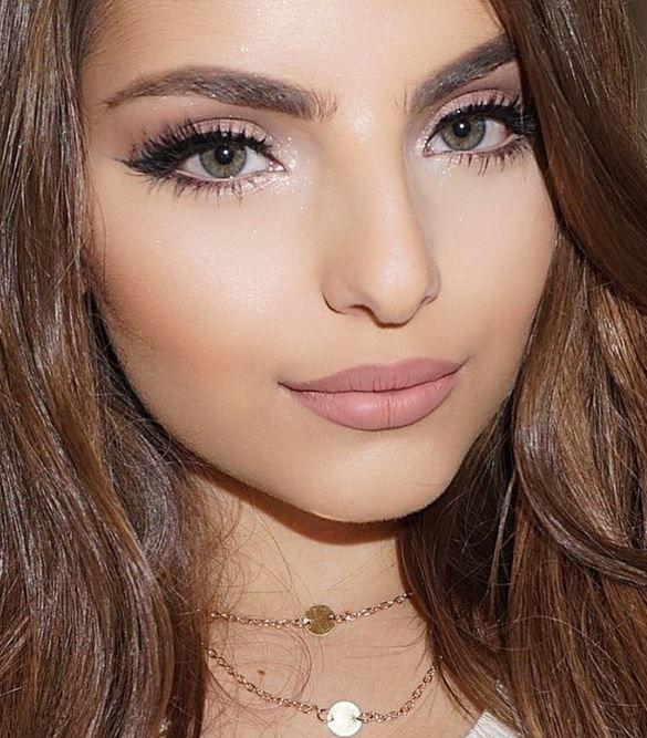Makeup Trends Autumn/Winter 2016   Brown eye makeup ...