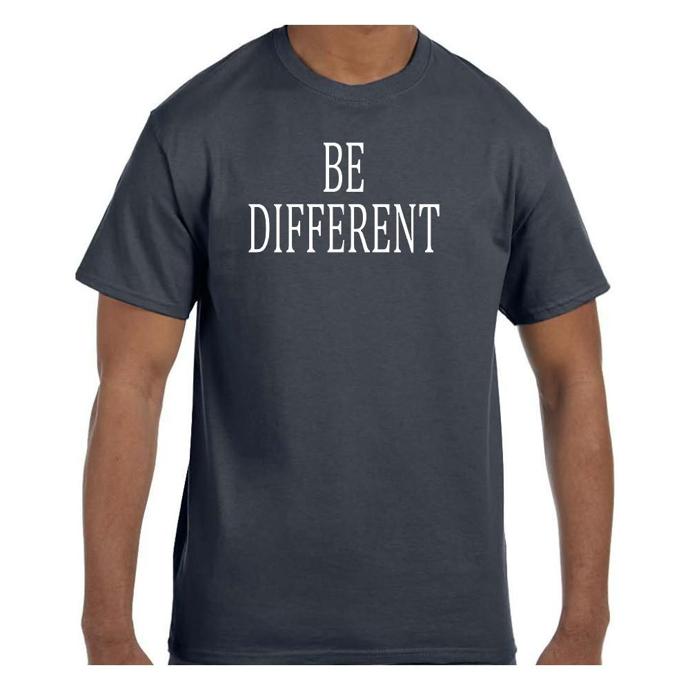 Funny Humor Tshirt Be Different