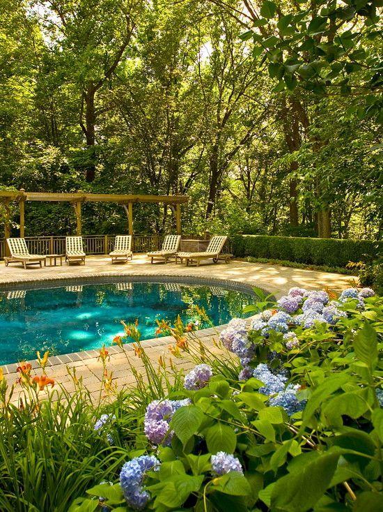 говорят специалисты, бассейн в саду картинка нравится скандинавский