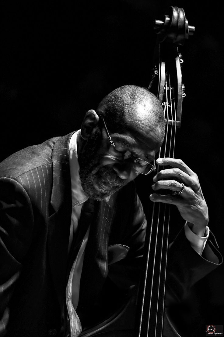 Ron Carter By Andrea Palmucci Jazz Photo Jazz Art Jazz Players Musician Photography