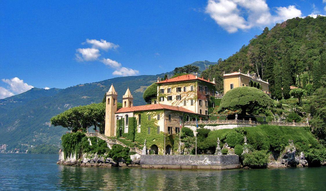 Villa del Balbianello, Lenno Best wedding locations in