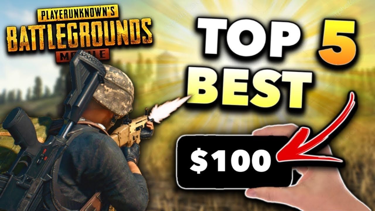 Top 5 BEST BUDGET Gaming Phones for PUBG Mobile 2019! (Cheap