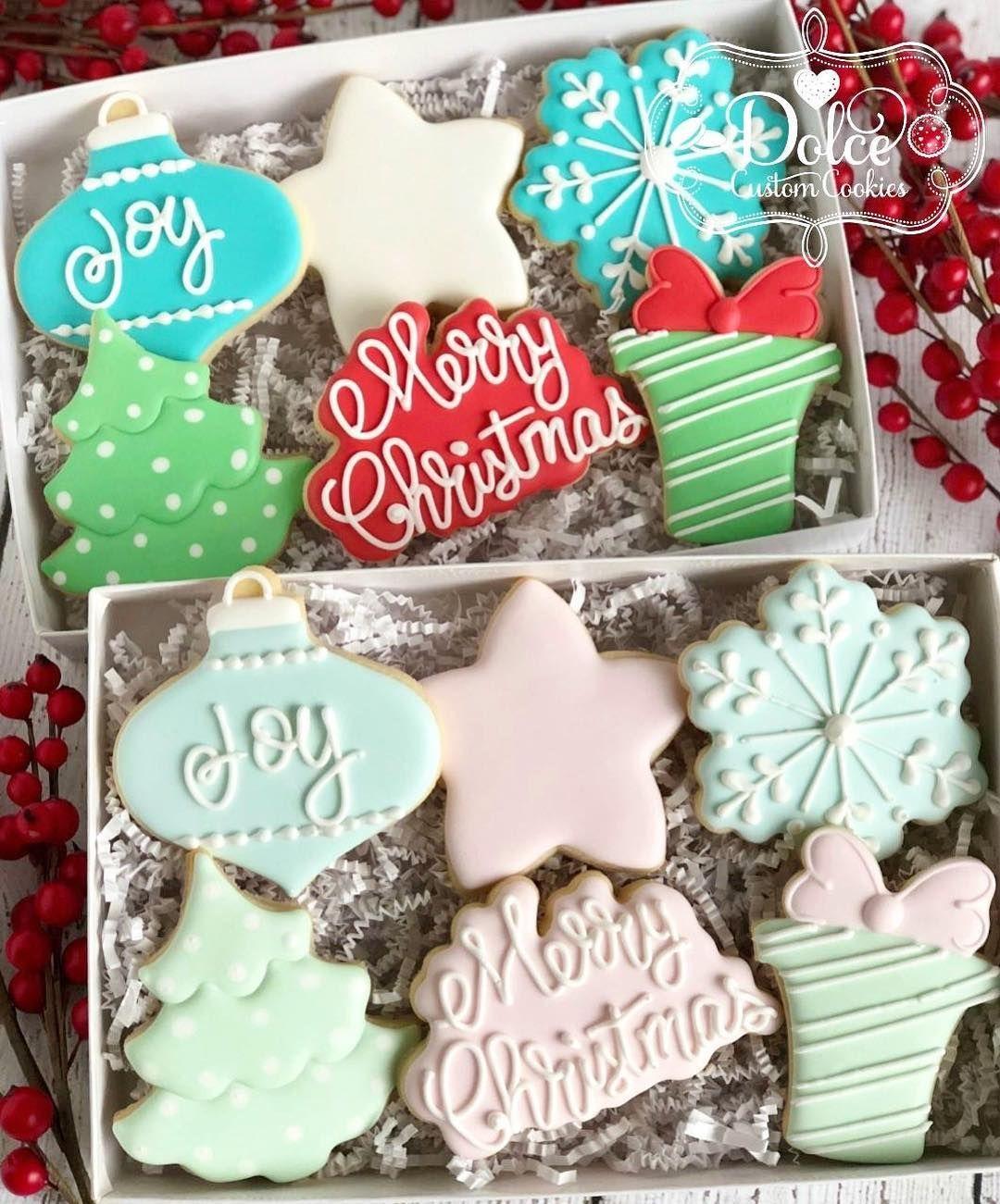 Christmas 2018!! Merry - $40/dozen or $20/half dozen. No ...