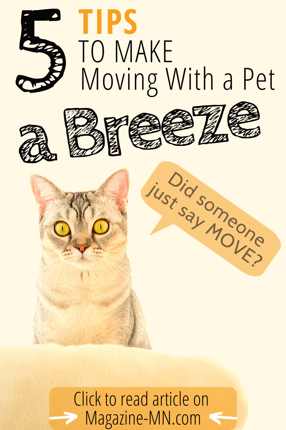 5 Tips To Make Moving With A Pet A Breeze Taking A Cat Or Dog From Familiar Territory And Dropping Them Into A New Envir Pets Behavioral Techniques Pet Hacks