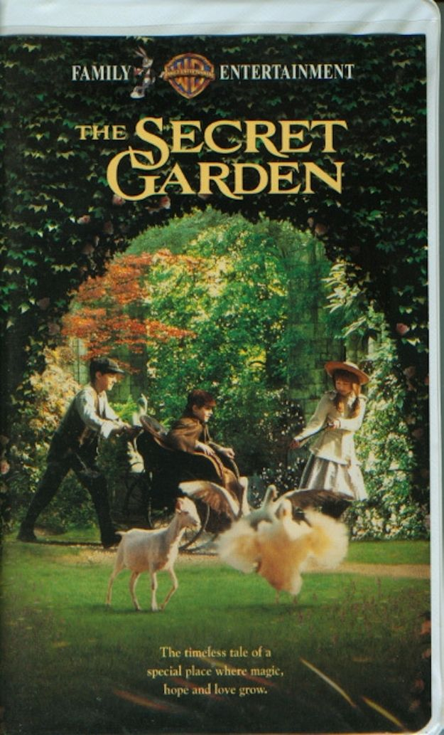 The Secret Garden Kids' movies, Historical movies