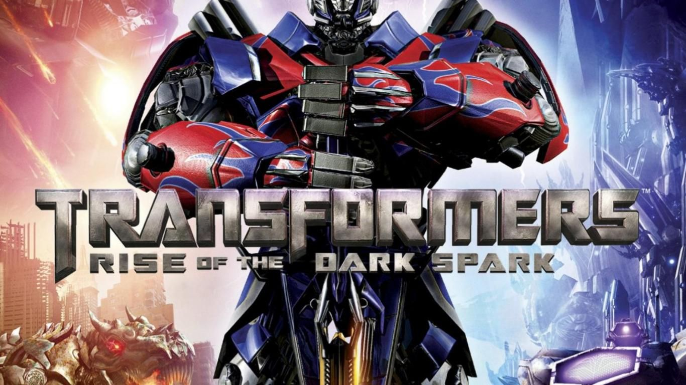 Transformers Rise Of The Dark Spark Wallpaper Gaming Xbox