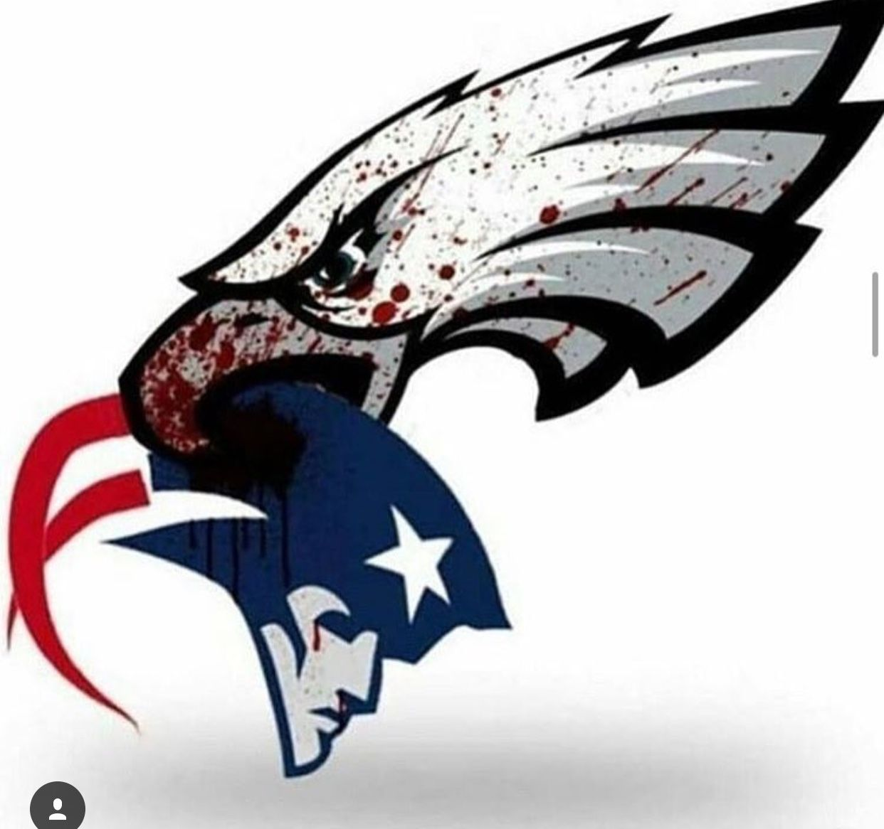 Philadelphia Eagles win over Patriots | a&w sports legends ...