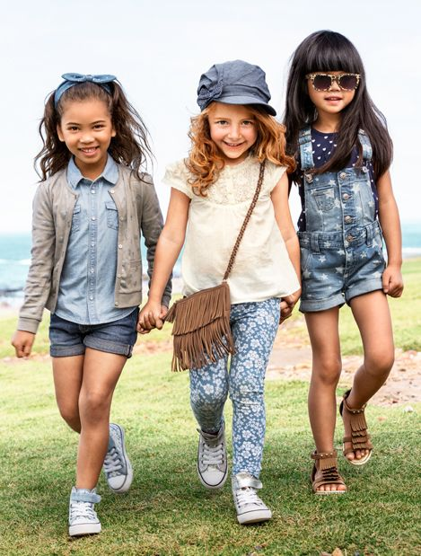 e79f169bf7 Kids | Girl Size 1 1/2-10y | Accessories | H&M US | Outfit niñas ...