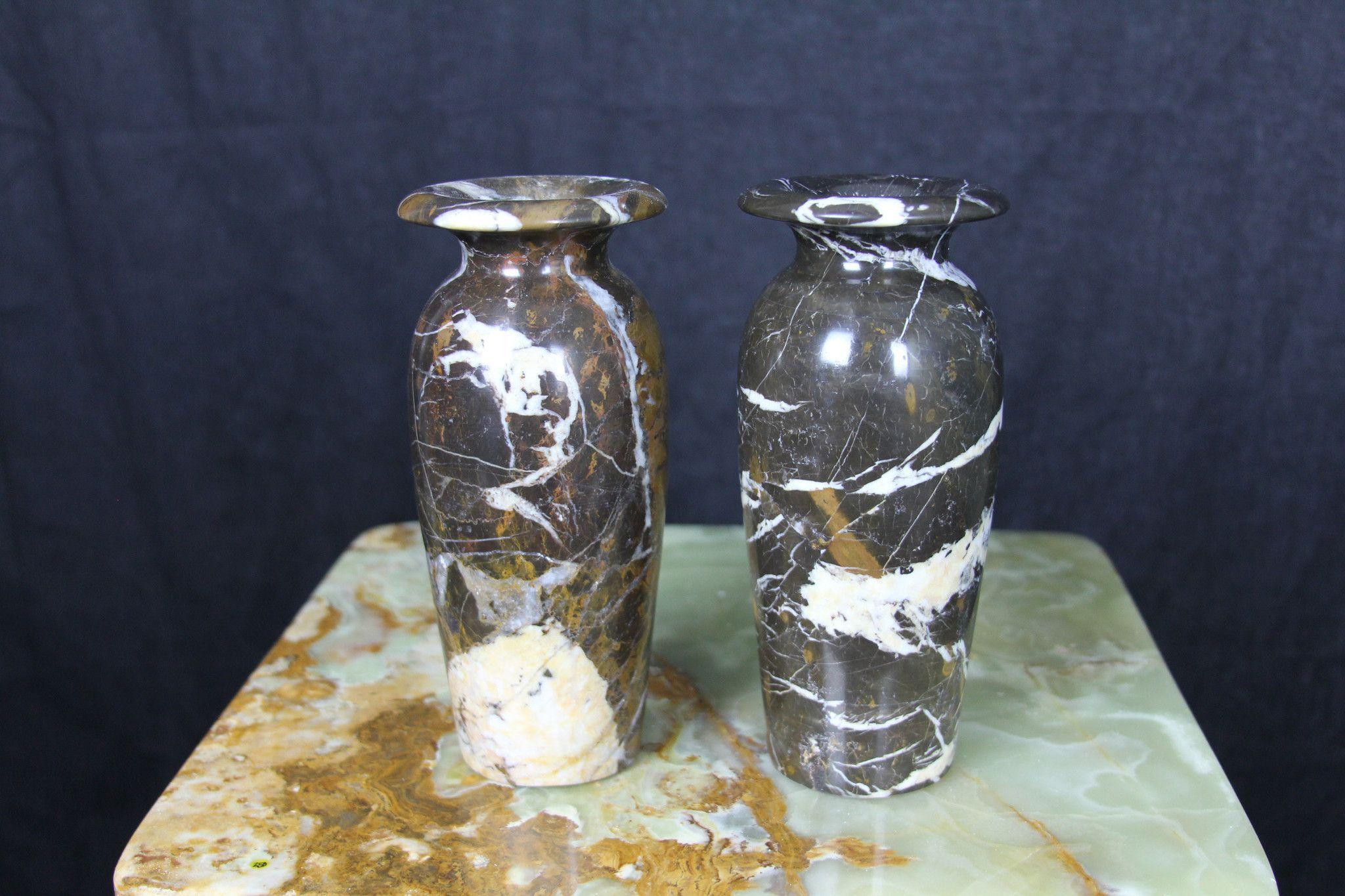Gold Black White Zebra Vase Onyx Marble #7110 | Products | Pinterest ...